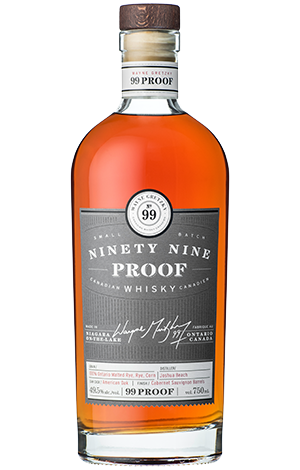 Ninety Nine Proof Canadian Whisky