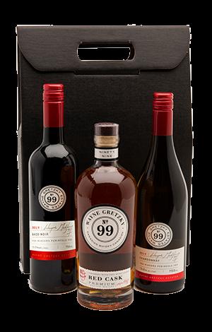 Wine & Whisky Gift Set