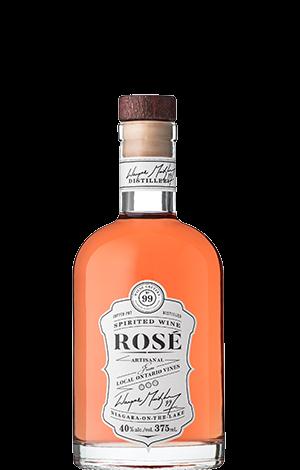 Rosé Artisanal Spirited Wine
