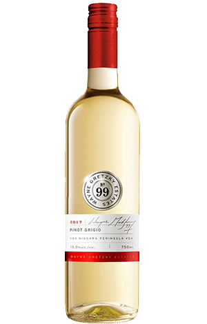 No.99 Pinot Grigio 2017