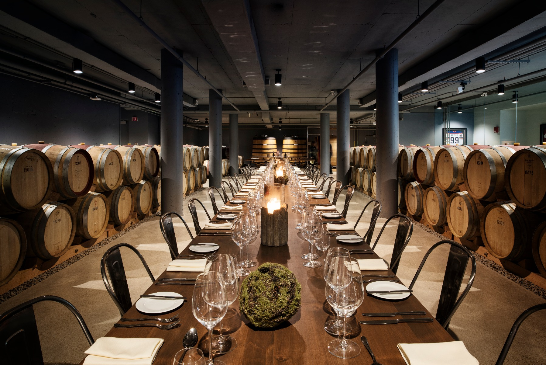 Wine Whisky Dinner